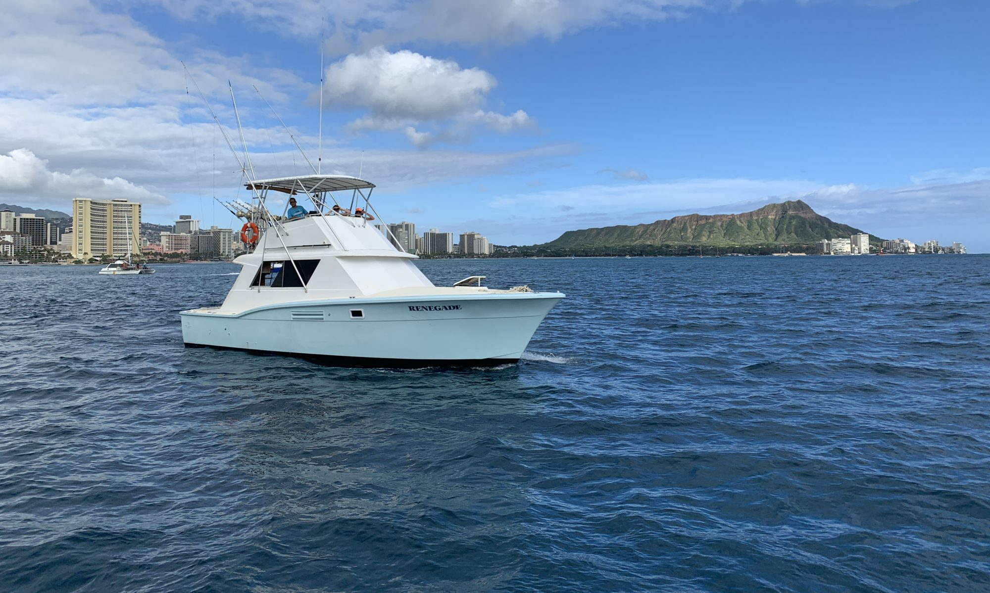 Waikiki Sport Fishing
